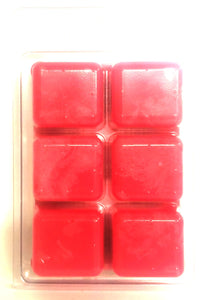 Strawberry 3.4 Ounce Pack of Soy Wax Tarts - Mels Melts