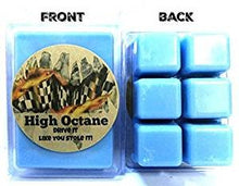 Load image into Gallery viewer, High Octane 3.2 Ounce Pack of Soy Wax Tarts (6 Cubes Per Pack) - Scent Brick, Wickless Candle RESEMBLES the Aroma - mels-candles-more