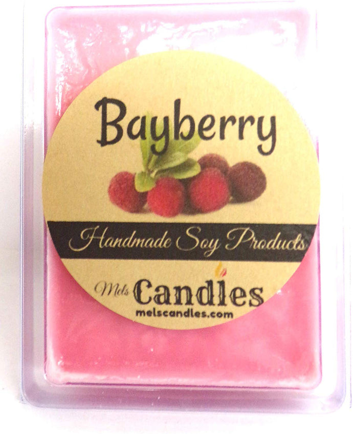Bayberry - 3.2 Ounce Pack of Soy Mels Melts -  Scented Soy Wax