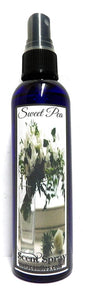 Sweet Pea 4oz Body Spray   Room Spray   Scent Spray Sweet Pea Great Floral Aroma