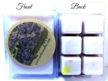 Load image into Gallery viewer, Hyacinth 3.2 Ounce Pack of Soy Wax Tarts (6 Cubes Per Pack) - Scent Brick - mels-candles-more