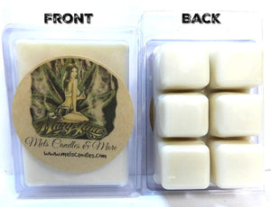 Mary Jane 3.2 Ounce Pack of Soy Wax Tarts - Scent Brick, Wickless Candle - mels-candles-more