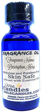 Load image into Gallery viewer, Spearmint 1oz 29.5ml Blue Glass Bottle of Skin Safe Fragrance Oil, Soap Oil, Candle Oil - mels-candles-more