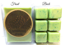 Load image into Gallery viewer, Oregon Pine - 3.2 Ounce Pack of Soy Wax Tarts (6 Cubes Per Pack) - Scent Brick, Wickless Candle - mels-candles-more