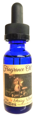 Fairy Dust - 1 Ounce Glass Dropper Bottle of Fragrance Oil