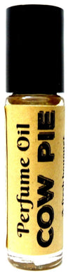 Cow Pie 10 ml Glass Roll on Bottle of Perfume Oil - mels-candles-more