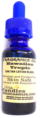 Hawaiian Tropic 1 Ounce / 29.5 ml Bottle of Fragrance oil - mels-candles-more