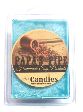 PAPA'S PIPE  3.4 Ounce Pack of Soy Wax Tarts / Melts
