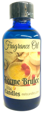 Creme Brulee 4 Ounce / 118 ml Glass Bottle of Fragrance / Perfume Oil / Essential Oil Blend