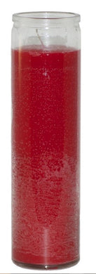 Red 7 Day Spiritual Candle