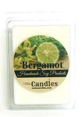 Bergamot 3.4 Ounce Pack of Soy Mel's Melts - Scented Wax