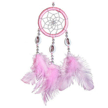 Load image into Gallery viewer, Pink Dream Catcher - Small and Beautiful