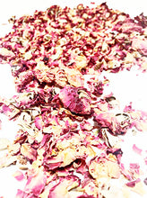 Load image into Gallery viewer, Red Whole Rose Buds (approximately 1 ounce)