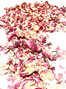 Red Whole Rose Buds (approximately 1 ounce)