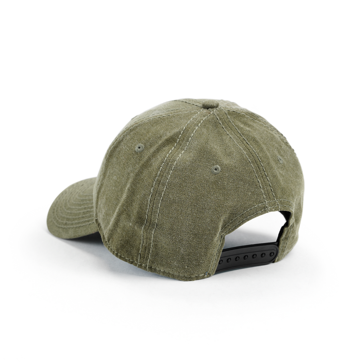 GASP Throwback Cap - Military Olive