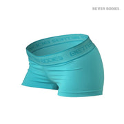 50% OFF Better Bodies Fitness Hotpant - Aqua Blue - CLEARANCE - FINAL SALE