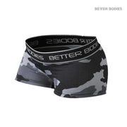 Better Bodies Fitness Hotpant - Grey Camo