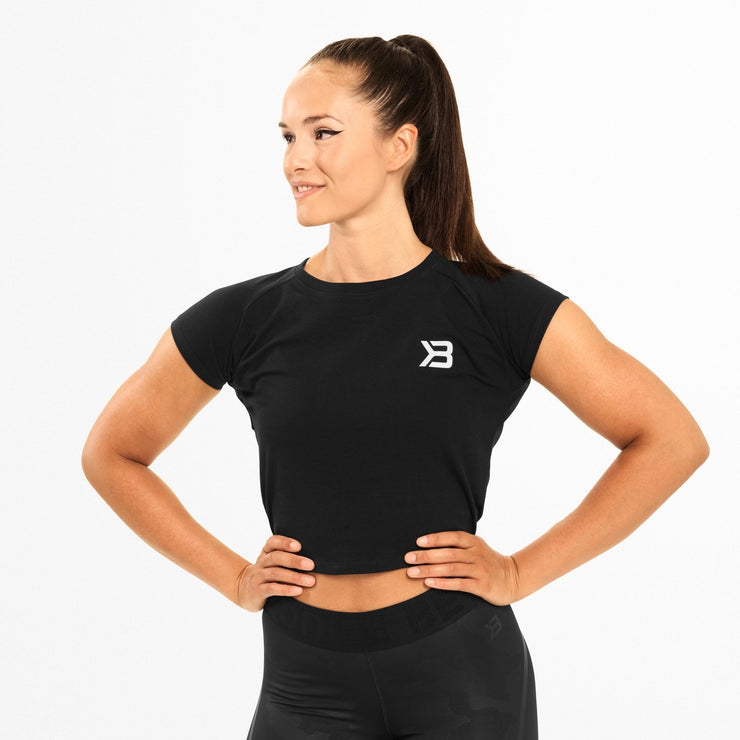 Better Bodies Chelsea Tee - Black