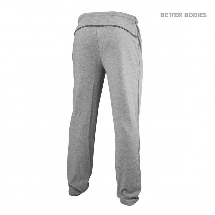 Better Bodies Gym Pants - Grey Melange