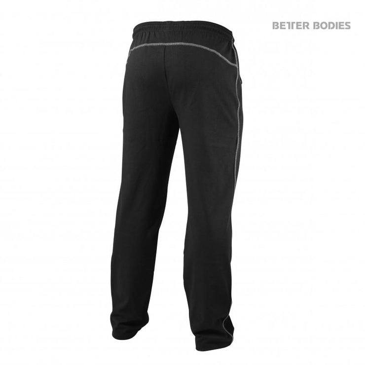 Better Bodies Gym Pants - Black