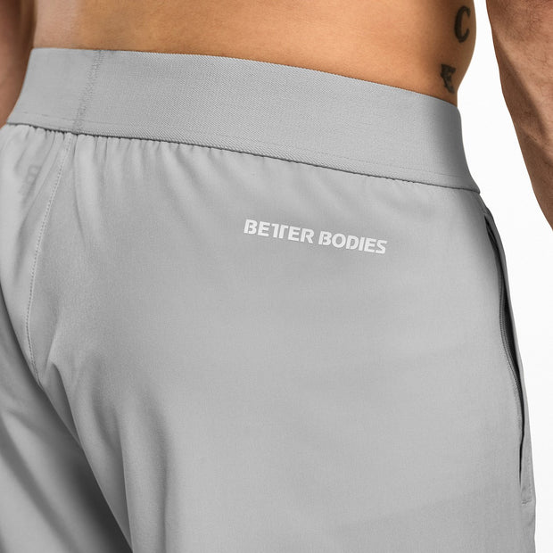 Better Bodies Varick Shorts - Frost Grey