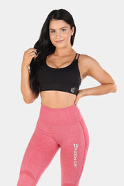 Jed North Lola Sports Bra - Black
