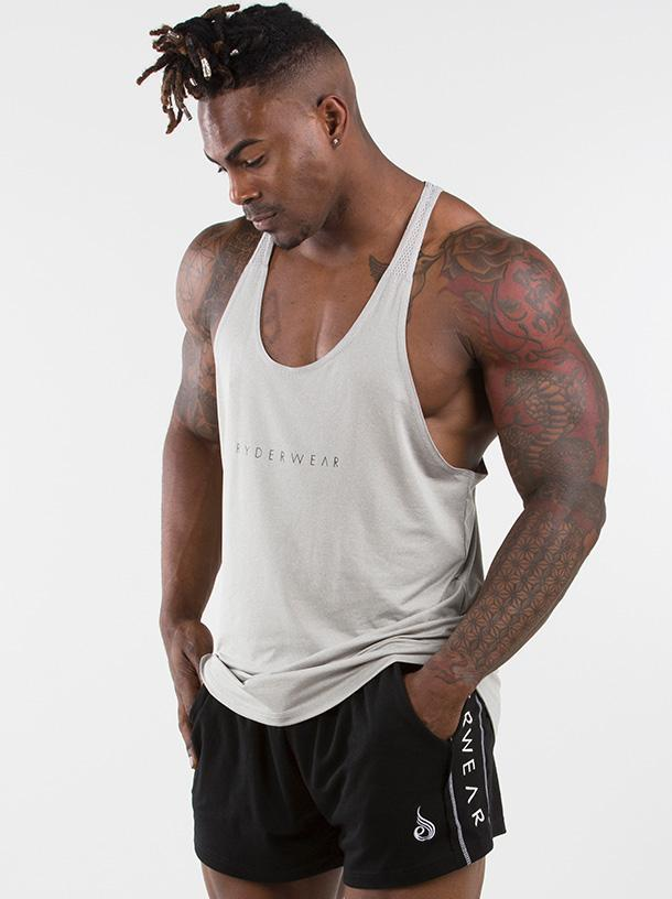 Ryderwear Ryder T-Back - Grey