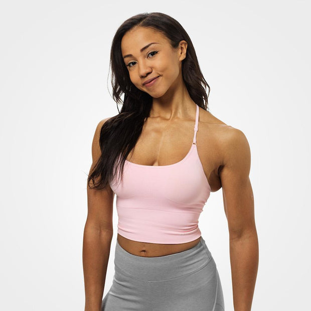 Better Bodies Astoria Seamless Bra - Pale Pink