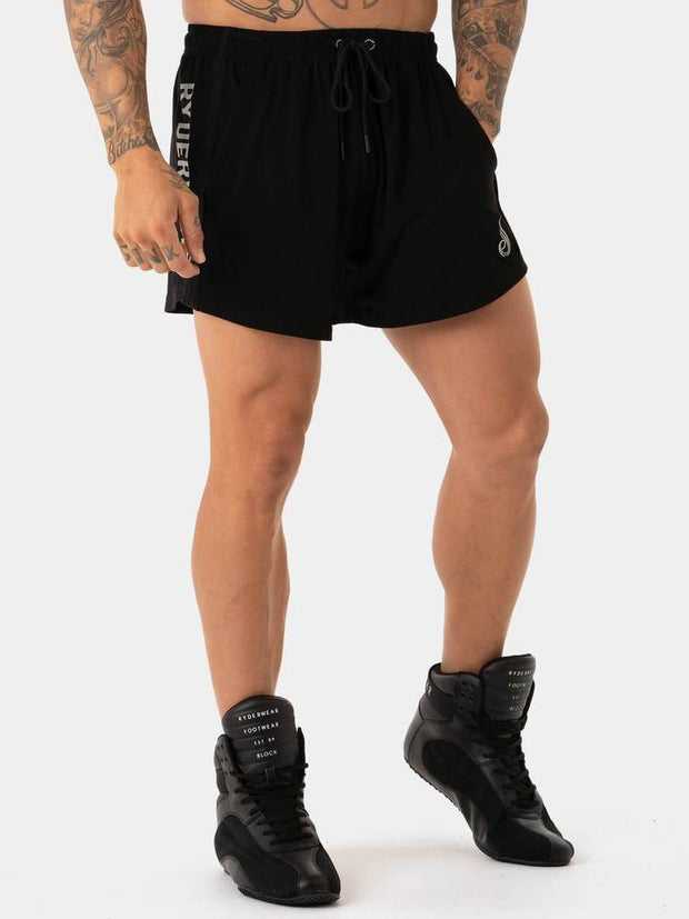 Ryderwear Arnie Shorts - Black/Grey