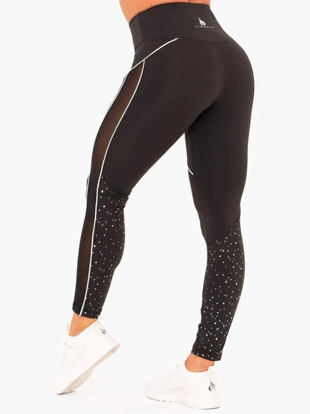 Ryderwear Lunar Luxe Leggings - Black