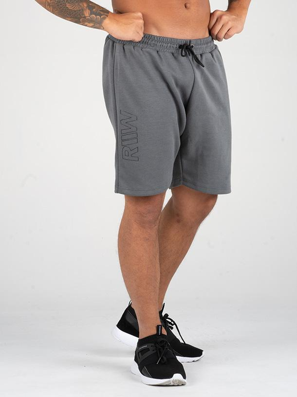 Ryderwear Ease Track Shorts - Charcoal