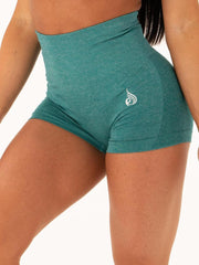 Ryderwear Seamless Shorts - Emerald Marl