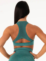 Ryderwear Seamless Sports Bra - Emerald