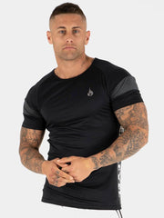 Ryderwear Evo T-Shirt - Black