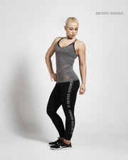 Better Bodies Performance Top - Anthracite Melange