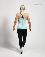 Better Bodies Performance Top - Light Aqua