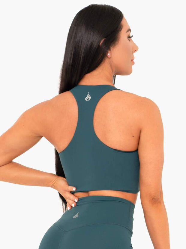 Ryderwear NKD Sports Bra - Teal