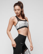 HERA x HERO GiaMetta Dot Sports Bra