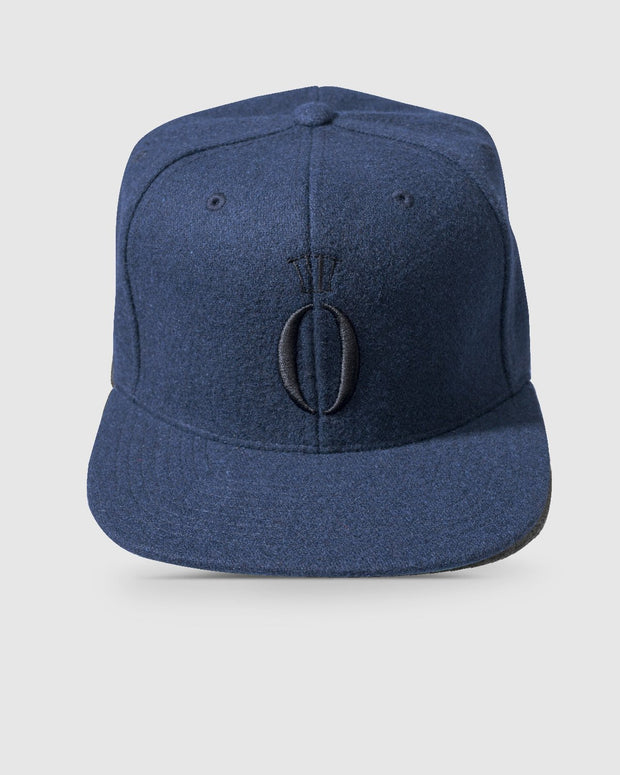HERA x HERO Primo Snap Back - Navy & Black