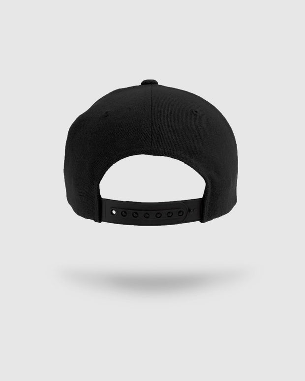 HERA x HERO Snap Back - Black & Black