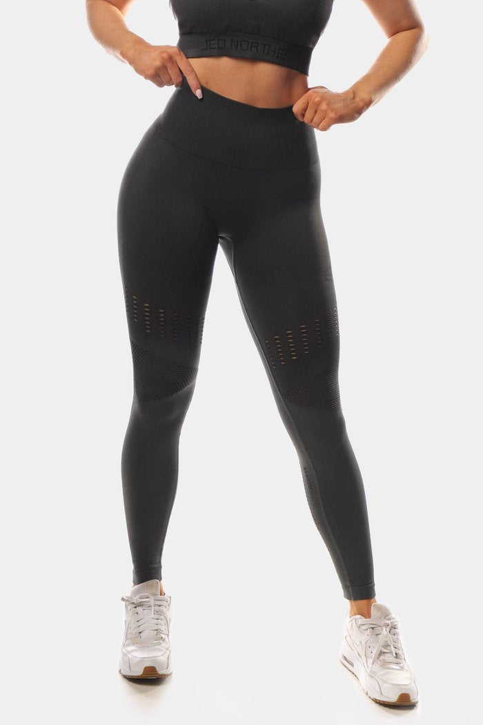 Jed North Willow Leggings - Charcoal Grey