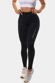 Jed North Moonlight Leggings - Black