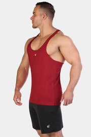 Jed North Classic Stringer - Red