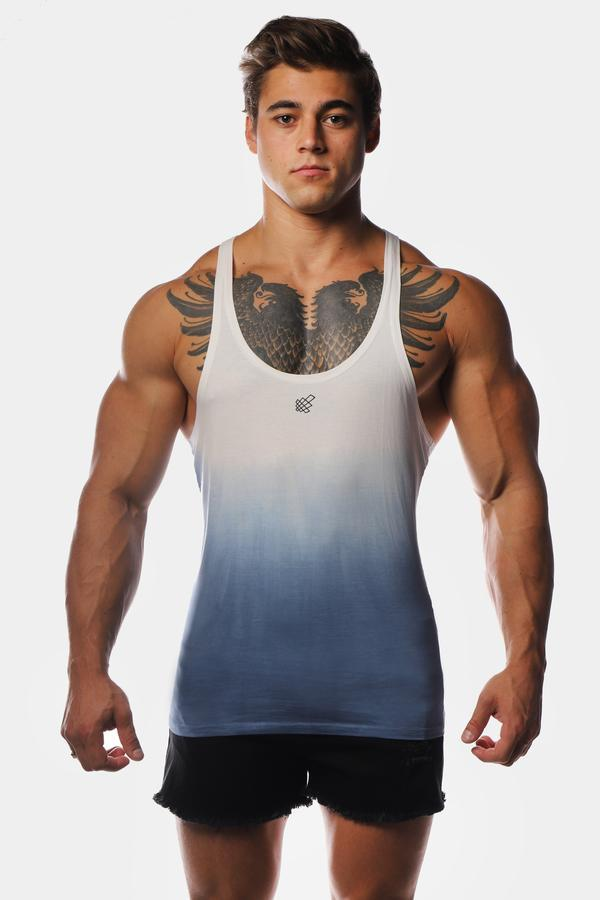 Jed North Classic Stringer - Gradient Blue