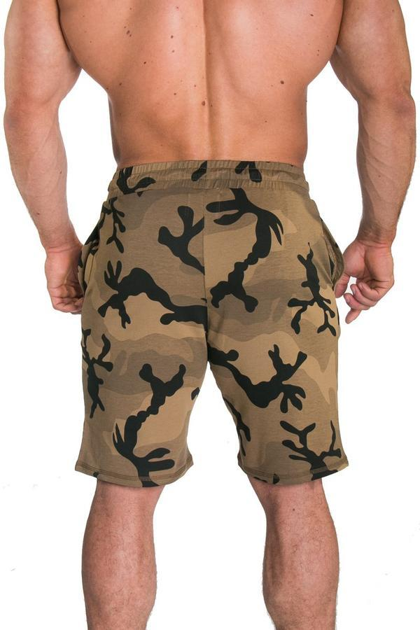 Jed North Patriot Shorts - Camo