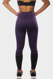Jed North Halo Seamless Leggings - Purple