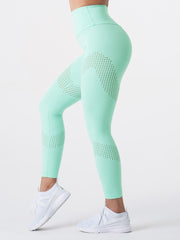 Ryderwear Pastels High Waisted Leggings - Mint