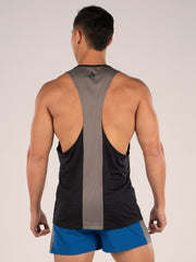 Ryderwear Ruler High Rise T-Back - Black