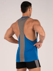 Ryderwear Ruler High Rise T-Back - Royal Blue