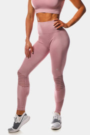 Jed North Luxe Leggings - Pink